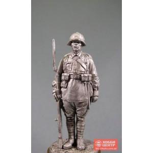 Красноармеец пехоты РККА, 1939-41 гг. СССР WWII-22