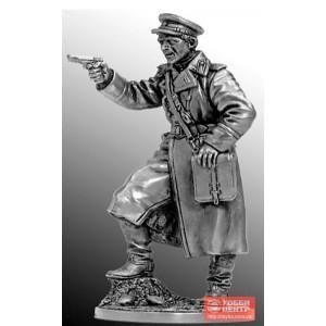 Старший лейтенант Красной Армии, 1943-45 гг. СССР WWII-33