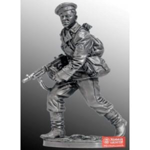 Краснофлотец с п-п Томпсон. Сев. флот, 1941-43 гг. СССР WWII-34
